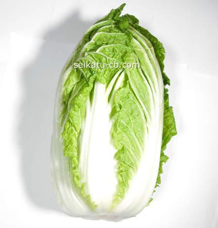 白菜 カロリー