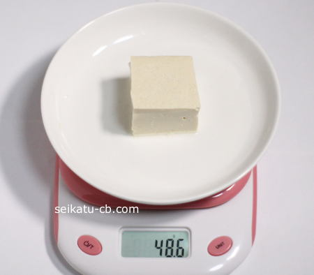 G 豆腐 一丁
